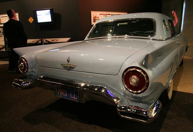 1957 Ford Thunderbird - Petersen Automotive Museum (8038)