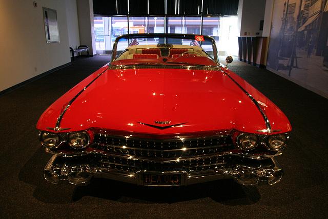 1959 Cadillac Series 62 Convertible - Petersen Automotive Museum (8026)