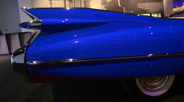 1959 Cadillac Series 62 Convertible - Petersen Automotive Museum (8030B)