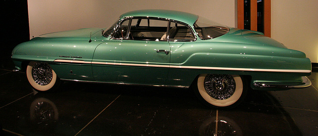 1954 Plymouth Explorer by Ghia - Petersen Automotive Museum (8069)