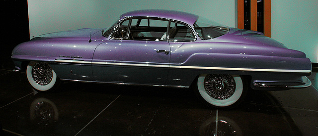 1954 Plymouth Explorer by Ghia - Petersen Automotive Museum (8069A)