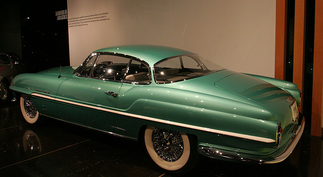 1954 Plymouth Explorer by Ghia - Petersen Automotive Museum (8070)