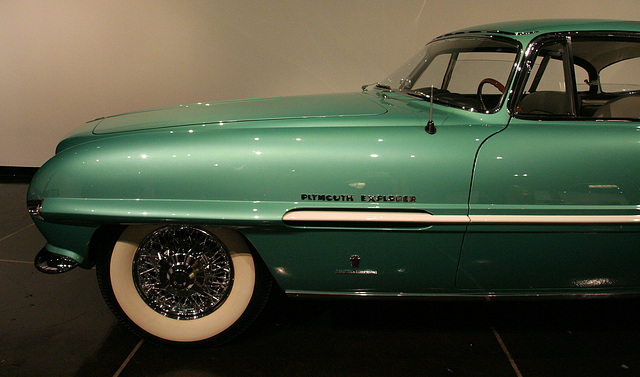 1954 Plymouth Explorer by Ghia - Petersen Automotive Museum (8072)