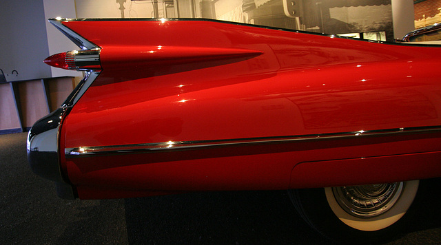 1959 Cadillac Series 62 Convertible - Petersen Automotive Museum (8030)