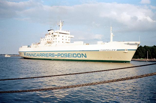 Frachtfähre FINNFELLOW