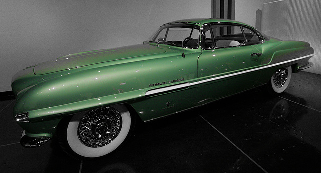 1954 Plymouth Explorer by Ghia - Petersen Automotive Museum (8073A)