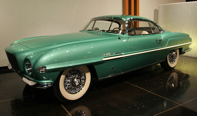 1954 Plymouth Explorer by Ghia - Petersen Automotive Museum (8074)