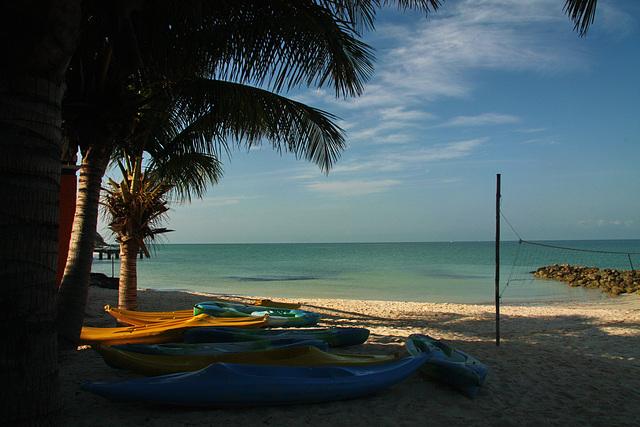 Strand des Hotels Tucan am Simon-Playa