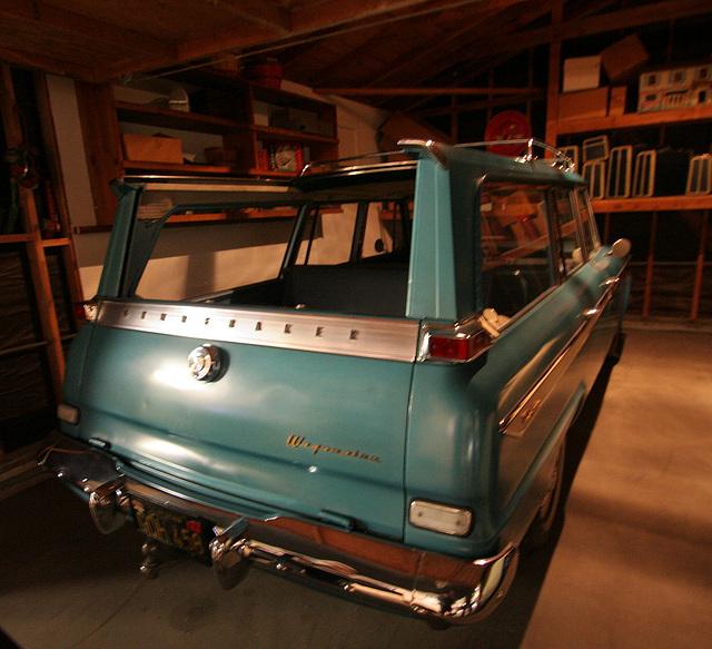 1963 Studebaker Lark Daytona Wagonaire - Petersen Automotive Museum (8050)