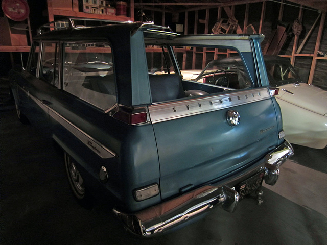 1963 Studebaker Lark Daytona Wagonaire - Petersen Automotive Museum (1425)