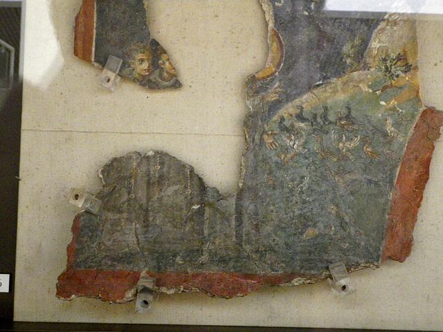 La première image de Saint-François.
