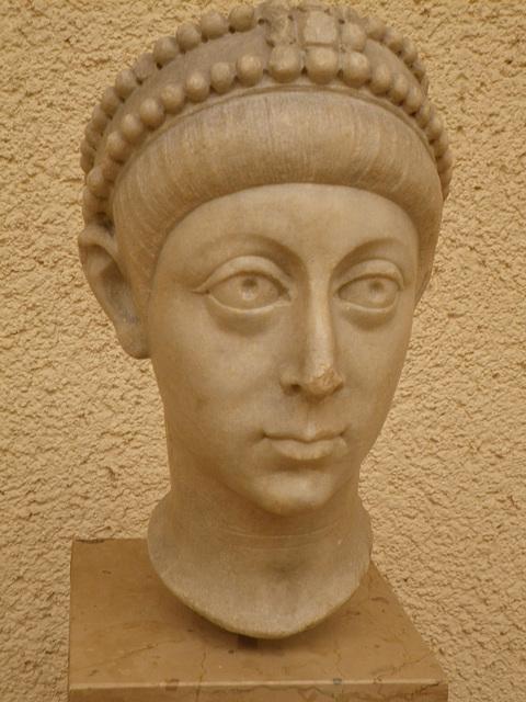 L'empereur Honorius.