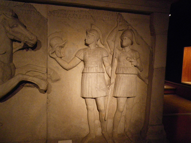 Tombeau de Tiberius Flaccus Micalus 2