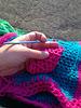 Crochet at Sunset