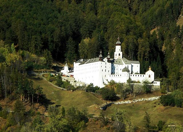 Benediktinerstift Marienberg