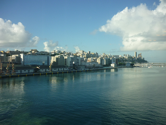 Au large de Fortaleza