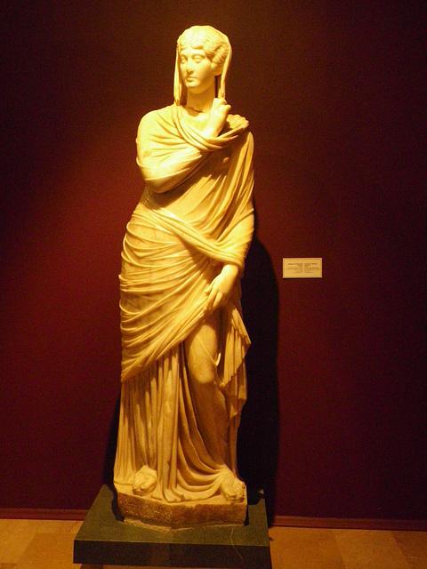 Femme de la dynastie antoninne