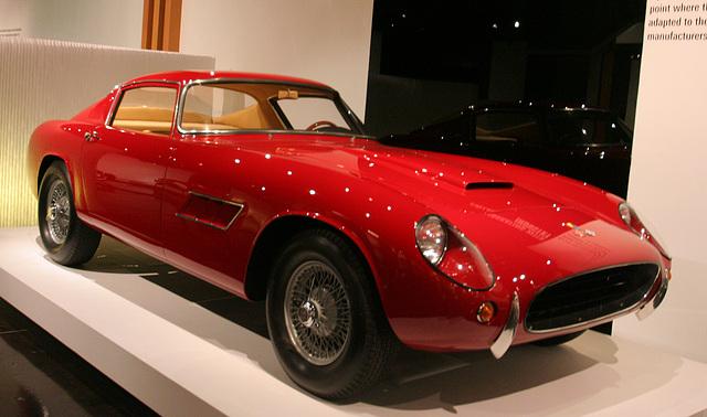 1959 Chevrolet Corvette Italia by Scaglietti - Petersen Automotive Museum (8089)