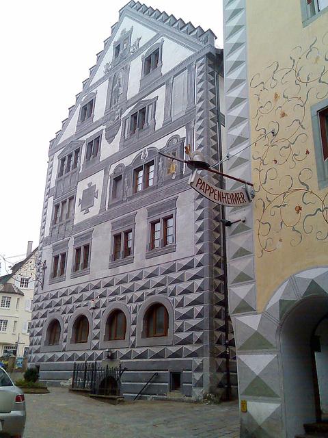 Haus Pappenheimer