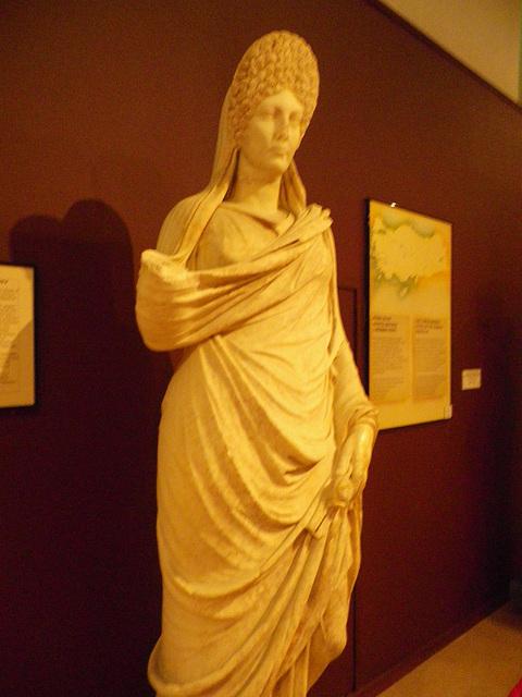 Impératrice romaine.