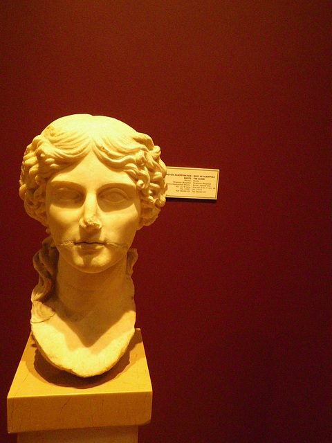 Agrippine la jeune.