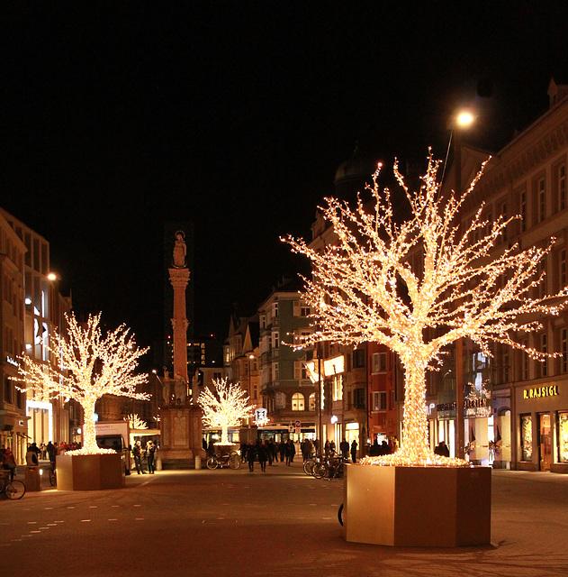 Innsbrucker Weihnachtsmarkt