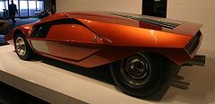 1970 Lancia Stratos HF Zero by Bertone - Petersen Automotive Museum (8121)