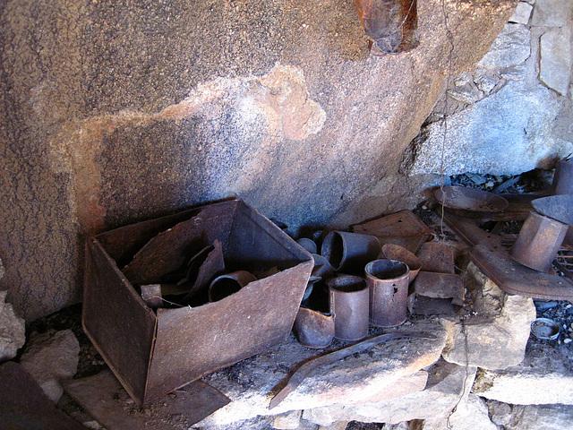Eagle Cliff Miner's Cabin (3952)