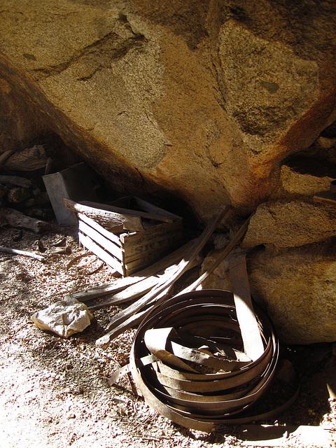 Eagle Cliff Miner's Cabin (3959)