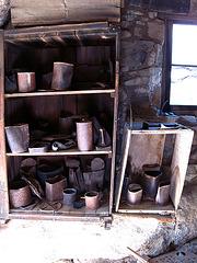 Eagle Cliff Miner's Cabin (3960)