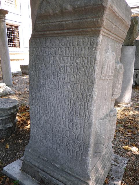 Stèle militaire