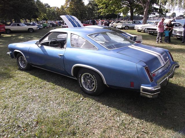 Pontiac 4.4.2 Le Mans  / 9 septembre 2012.