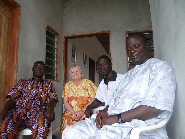 Kotonuo, Benino, novembre 2012