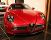 2008 Alfa Romeo 8C Competizione by Centro Stile Alfa Romeo - Petersen Automotive Museum (8128)