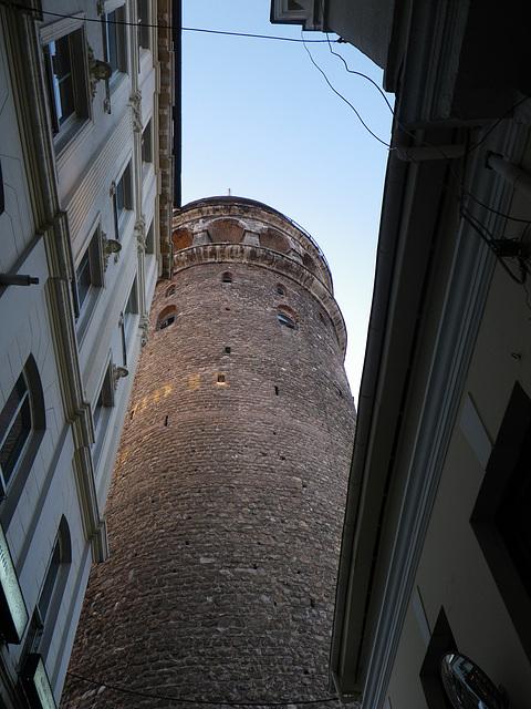 La tour de Galata