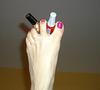 Mon amie / My friend France -  Habileté podoéroque / Skillful sexy Foot.