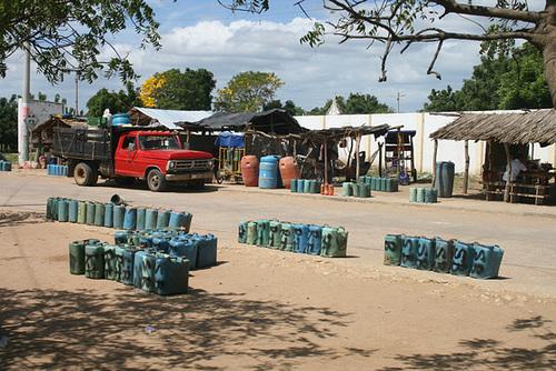 Tax-free Black Market Petrol