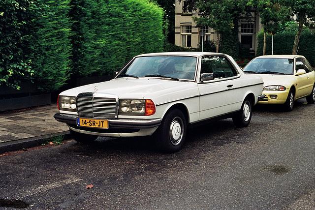 1980 Mercedes-Benz 230 CE