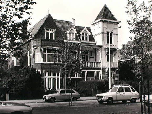 Another view of the house where I was born