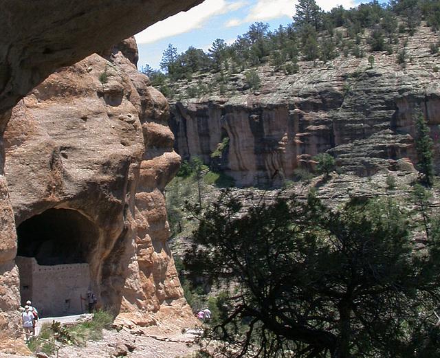 Gila Cliff Dwellings (3172)
