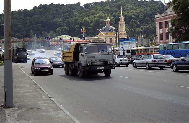 Kamaz | Камаз 5320 truck
