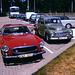 Volvos 1800 ES & 544