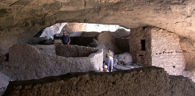 Gila Cliff Dwellings 3175a
