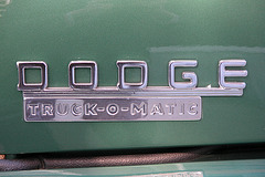 Dodge day: Truck-o-matic