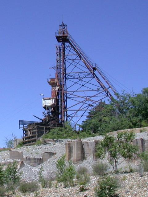 Silver City, NM  3188a