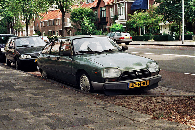 1983 Citroën GSA Pallas C-matic
