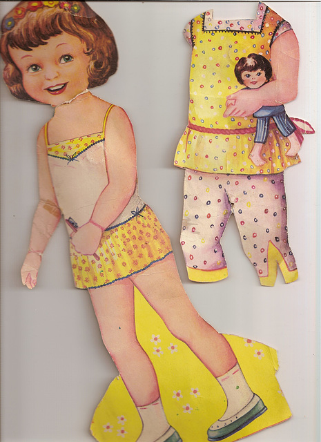 """""""Magnet Dolly"""" Early 1960s"""