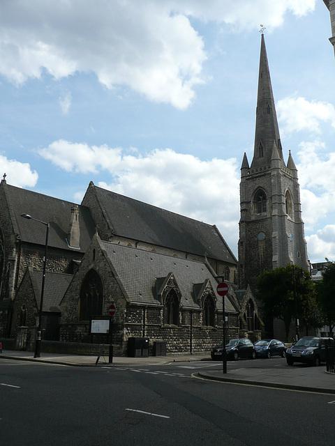 st.gabriel's pimlico, london