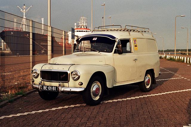 1962 Volvo P 220