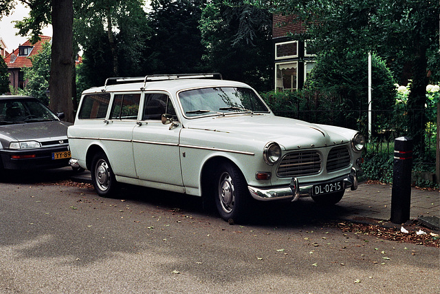 1966 Volvo 221